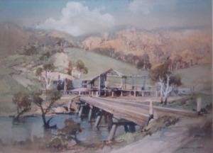 Sawmill, Kennett River